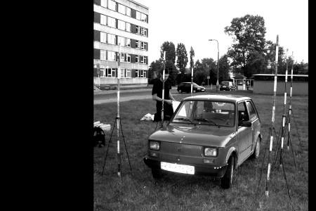 Wygrzebane z archiwum – Praktyki z fotogrametrii 2004